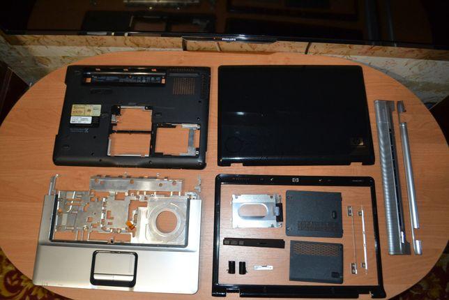Корпус ноутбук HP pavilion dv6500 полный комплект разборка