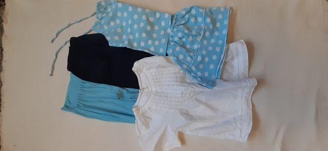 Пакет летних вещей на девочку 5-6 лет