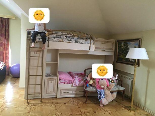 Продам детскую кровать. Не долго использовалась. В хорошем состоянии.