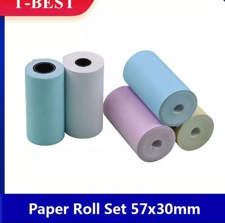 Бумага для карманного принтера