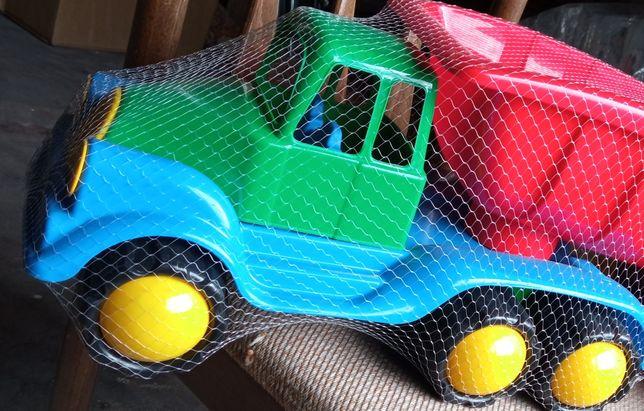 Nowa ciężarówka wywrotka GIGAN 70 cm dł oryginalne zapakowane samochód