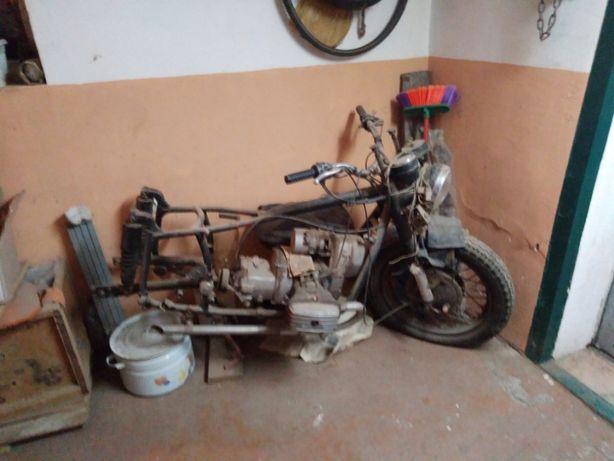 Продам СРОЧНО Мотоцикл Днепр