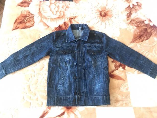 Пиджак джинсовый, куртка