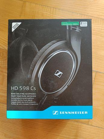 Słuchawki Sennheiser HD598 CS