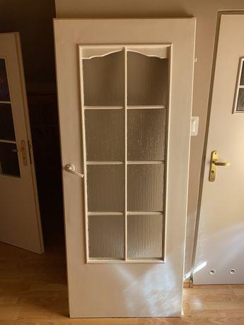 Drzwi wewnętrzne lewe