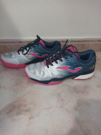 Sapatos de padel Joma WPT oficial, número 39