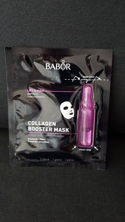 Маска Babor Collagen Booster Mask оригинал.