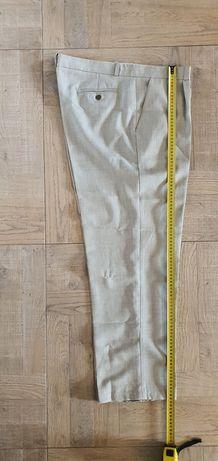 Летние светлые мужские брюки