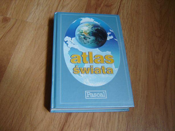 Atlas świata kieszonkowy