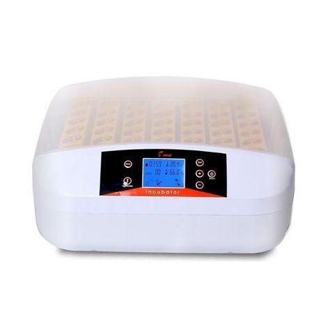 Инкубатор автоматический HHD 56s LED с овоскопом, выводимость 95%