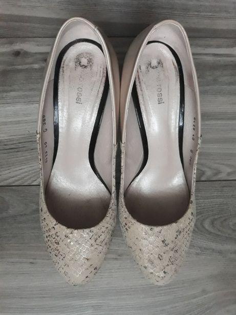 Gino Rossi buty ze skóry