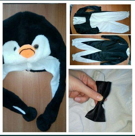 Костюм пингвин, пигвинчик, пингвина.