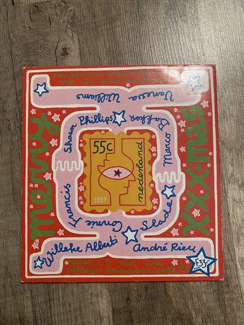 Merry xxx-mas Nederland 1997r 55c cd