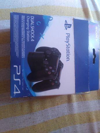 Ładowarka bezprzewodowa do padów z PS4