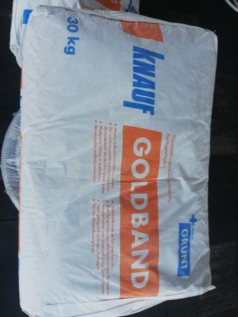 Knauf Goldband tynk gipsowy ręczny 70 kg