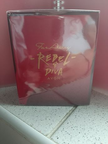 Woda perfumowana Far Away Rebel & Diva