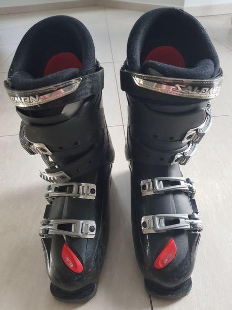 Buty narciarskie firmy Salomon rozmiar 26/26.5