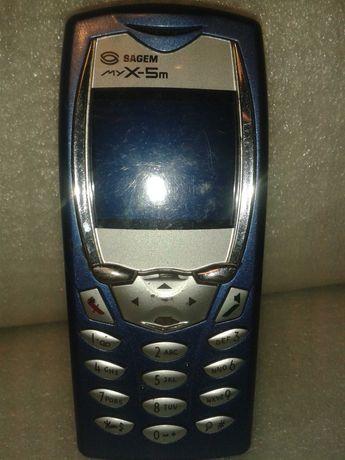 Мобильный телефон Sagem myX-5M