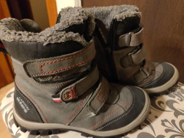 Buty zimowe Lasocki dla chłopca roz.29