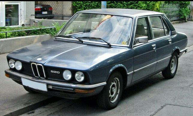 Запчасти BMW 528 e12