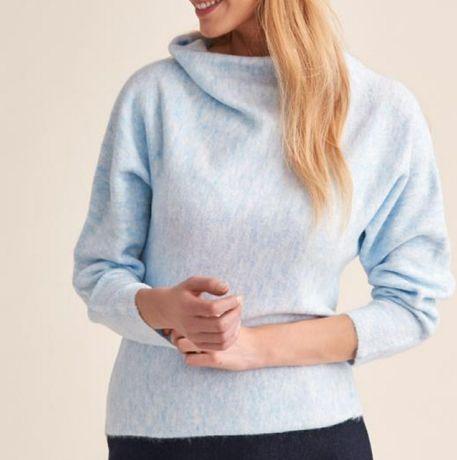 Sweter Tatuum roz.S. miły w dotyku, kolekcja Julia Pietrucha