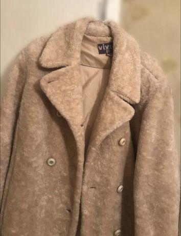 Тежди пальто шубка