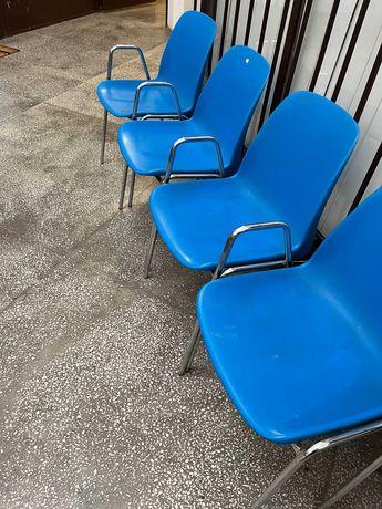 Krzesła do biura, poczekalni