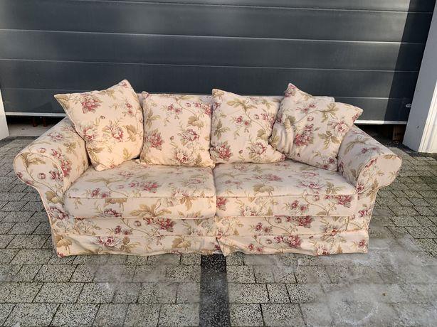 Ikea EKTORP kanapa z funkcja spania