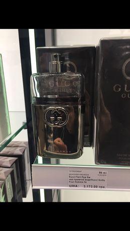 Новые Gucci Guilty Pour Homme одеколон туалетная вода, духи мужские