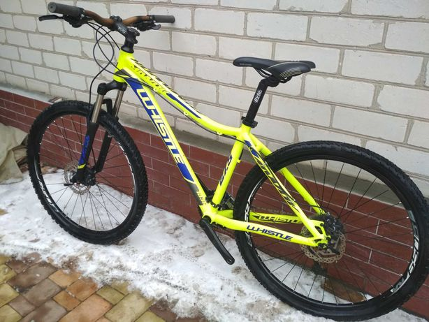 Велосипед Whistle 27.5 есть cube ghost cannondale specialized
