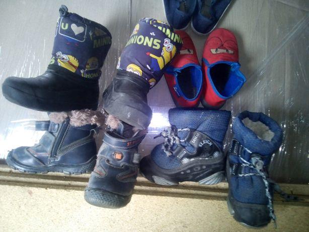Детская бу обувь продам