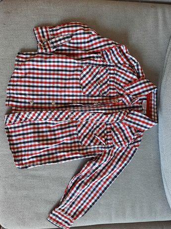 Koszula kapphal 98