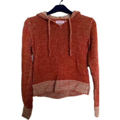 Bawełniany sweter reserved