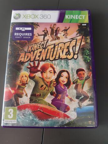 Gra Kinect Adventures wysyłka/odbiór osobisty