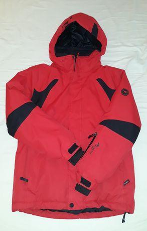 Горнолыжная зимняя куртка для мальчика, фирма Hi-Tec