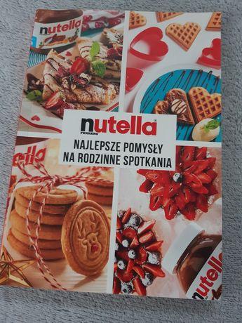 Nutella, najlepsze pomysły na rodzinne spotkania