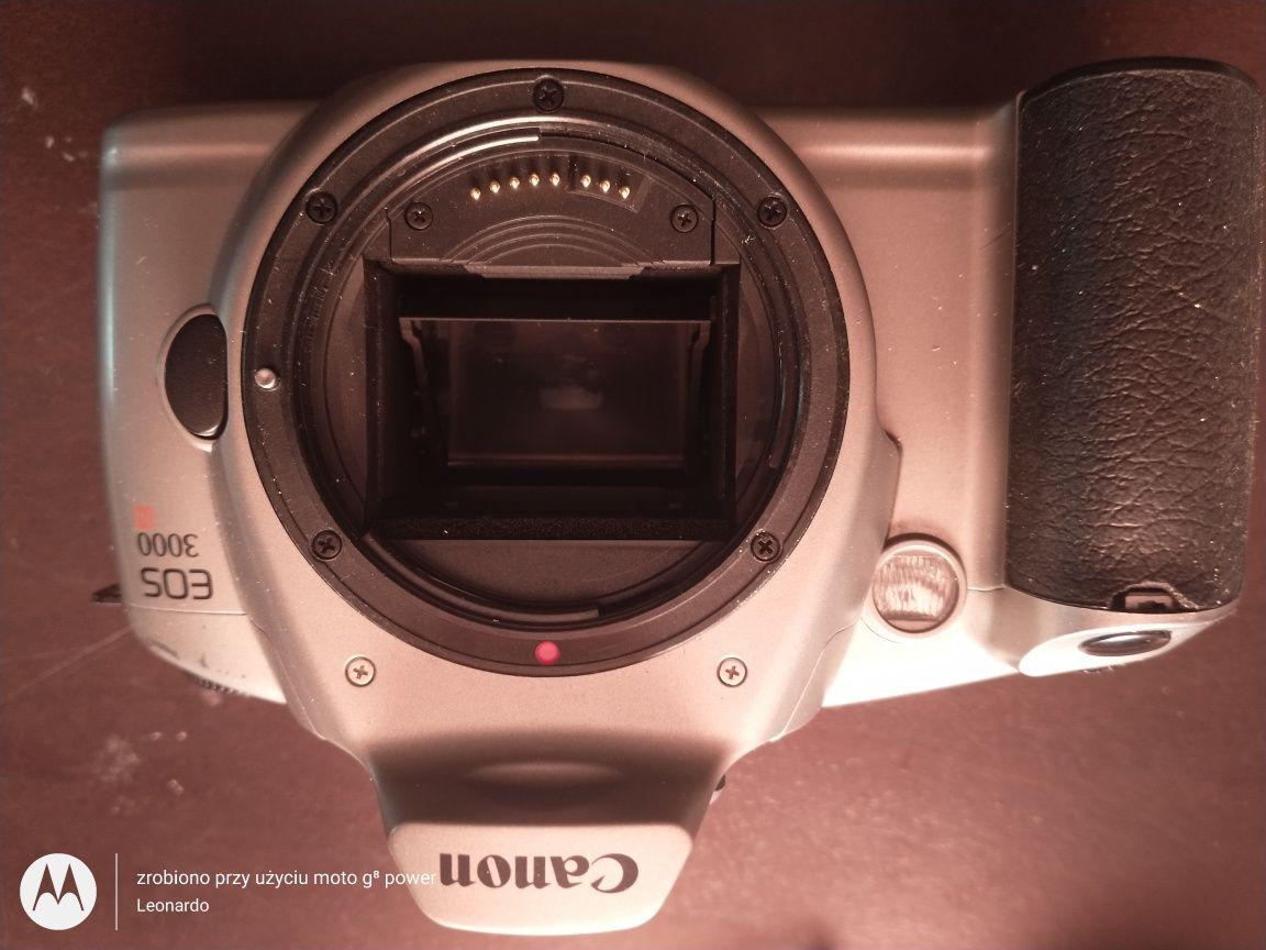 Aparat fotograficzny body Canon EOS 3000n