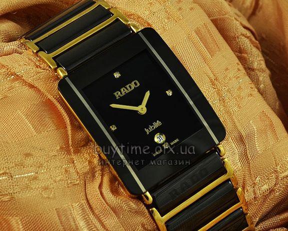 Керамические наручные часы Rado Integral Jubile мужские женские armani