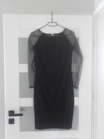 """""""mała czarna"""" NOWA sukienka"""