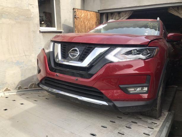 Разборка Nissan Rogue 2018 NBF ниссан TN1 рог шрот ніссан 2.5 qr25d