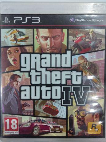 Grand Theft Auto IV PlayStation 3 PS3 Używana Kraków