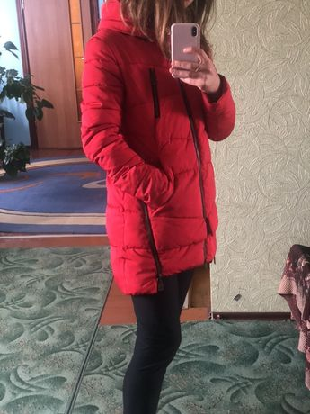 Продам зимову куртку