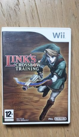 Link's Crossbow Training Wii PAL