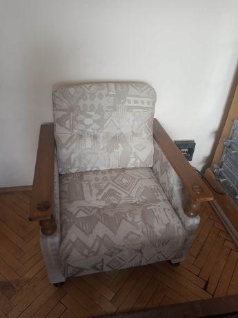 Fotele duże i wygodne, świeża tapicerka