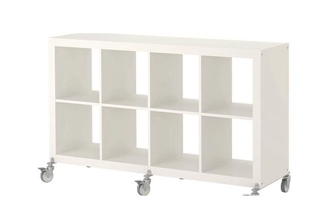 Estante/armário com rodas IKEA