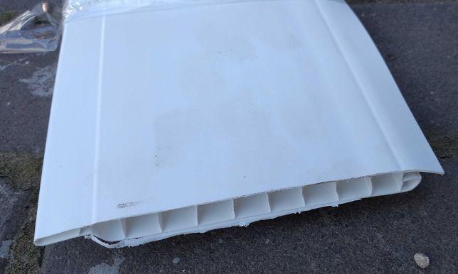 вагонка пластикова 10 см ( дов. 6 м)