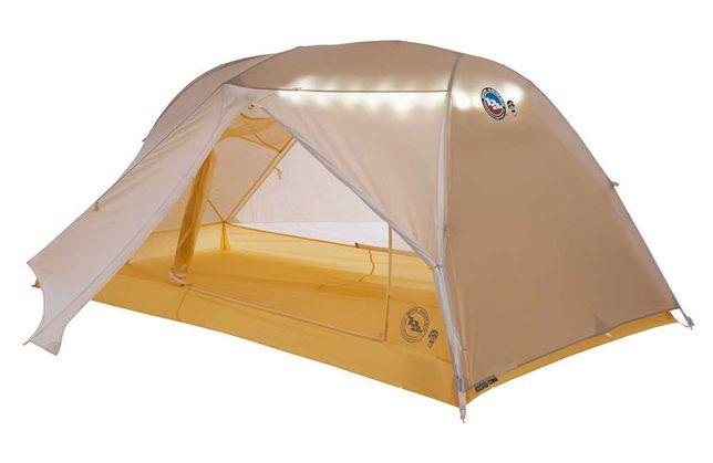 Ультралёгкая палатка Big Agnes Tiger Wall UL2 mtnGLo Solution Dye 2021