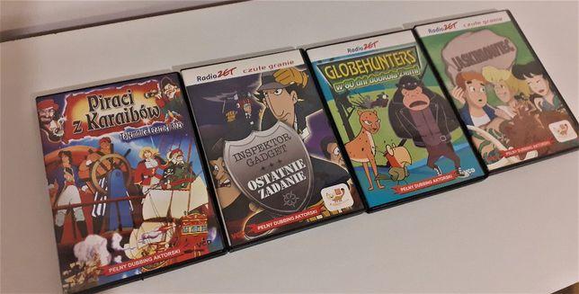 Bajki na płytach VCD