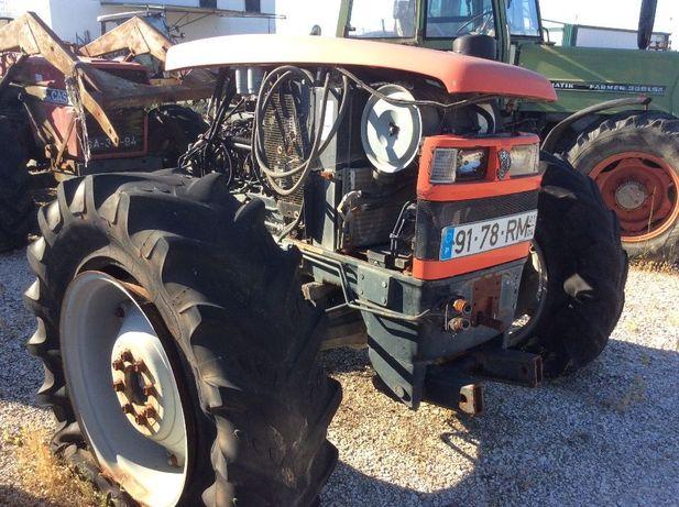 Tractor- Same Silver 100.6 (V/Peças)