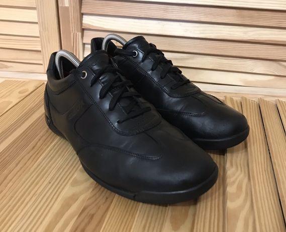 Кожанные кроссовки Geox Размер 42 (27 см)